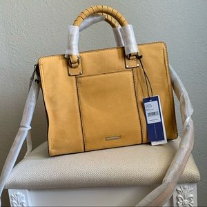 NWT Rebecca Minkoff Bree Medium Top Tip Satchel